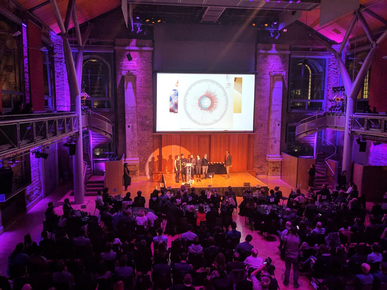 Kantar Information is Beautiful Awards STUDIO OF THE YEAR Ceremony